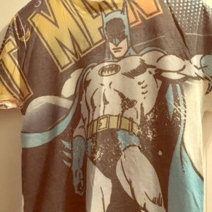 DC comics Batman shirt